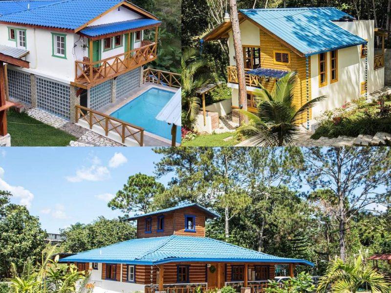 Villas el paraíso encantado en Jarabacoa*
