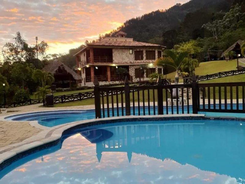 Rancho las Guazaras en Jarabacoa*