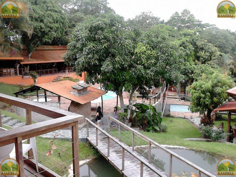 Villas Sendero del Salto de Jimenoa JARABACOA