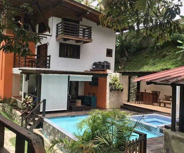 Villa Yaque del Norte Jarabacoa, Manabao