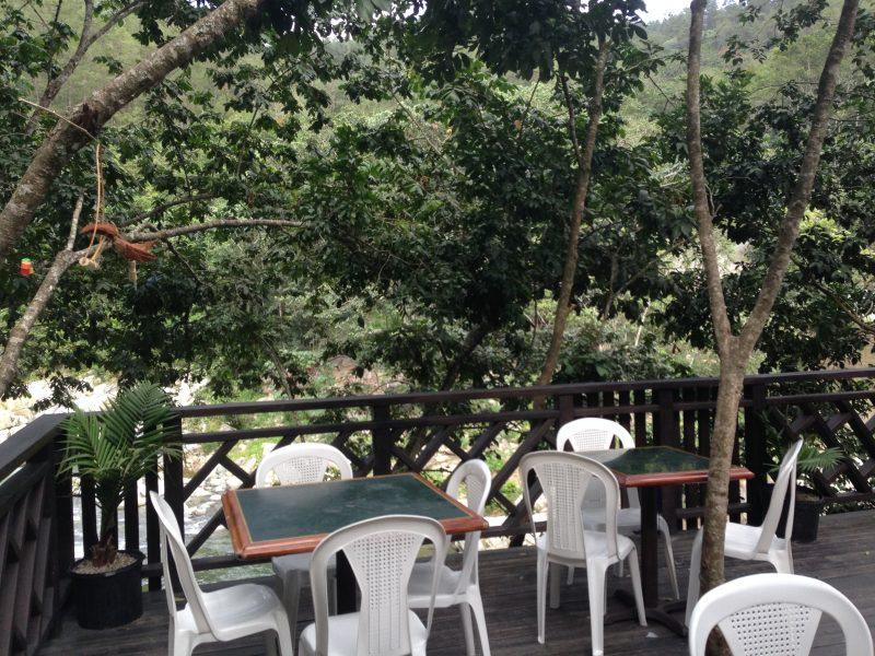 Parque de termas naturales Aguas Calientes, SAJOMA