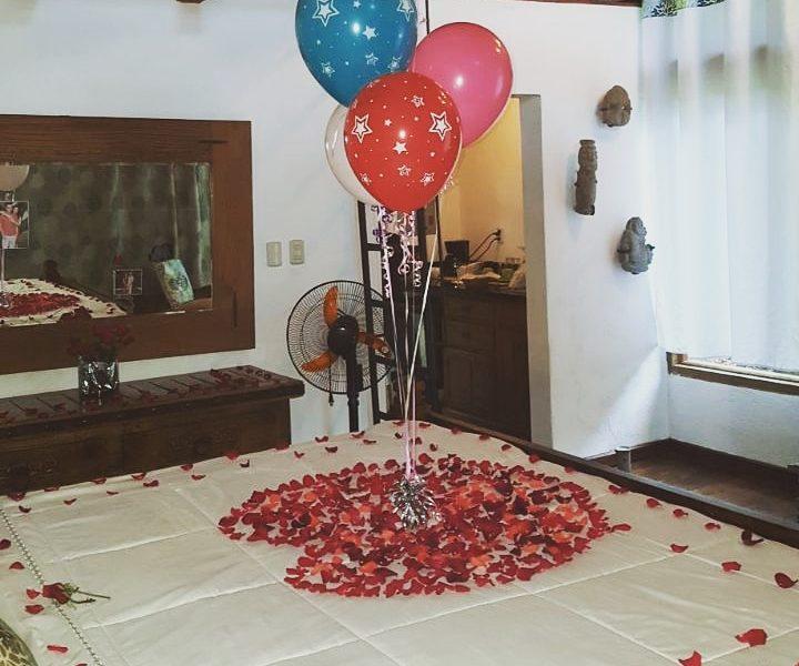 Decoración para Eventos, aniversarios, bodas, cumpleaños.