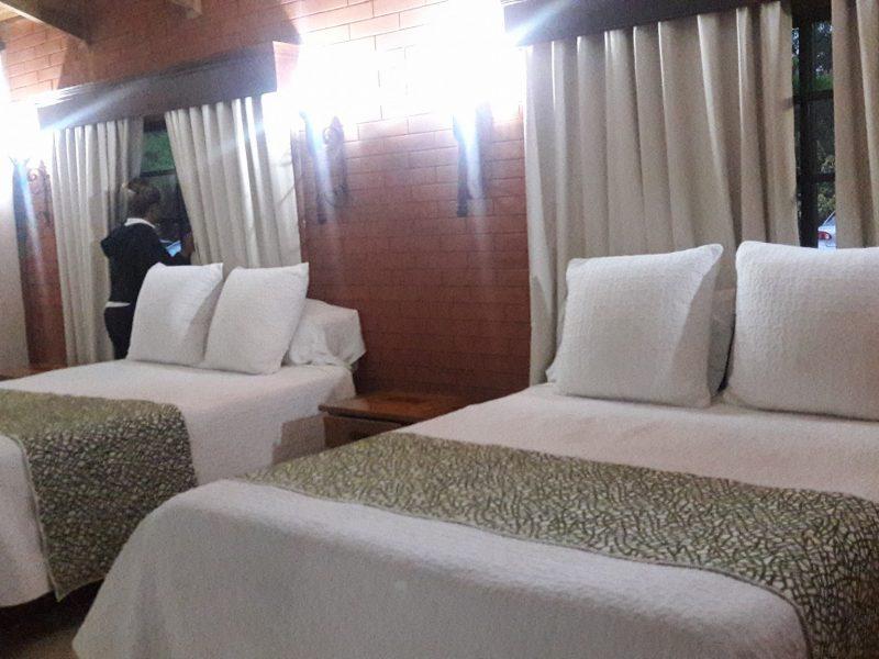 Hotel Yaque del Norte en Jarabacoa.