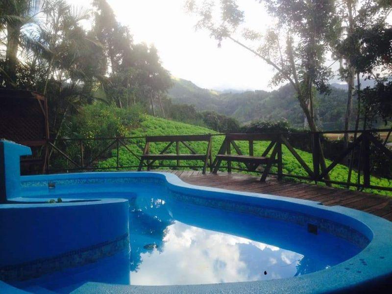 Rancho las Berenguenas en Constanza.