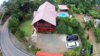 Villa Vista del Jimenoa 1 alquilo en Jarabacoa