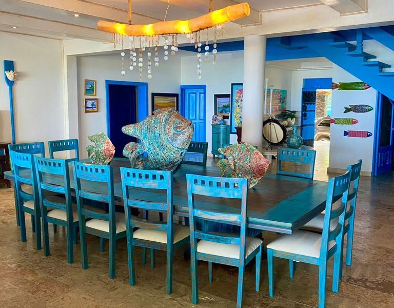 Villa mi Descanso Azul en Coson Terrenas