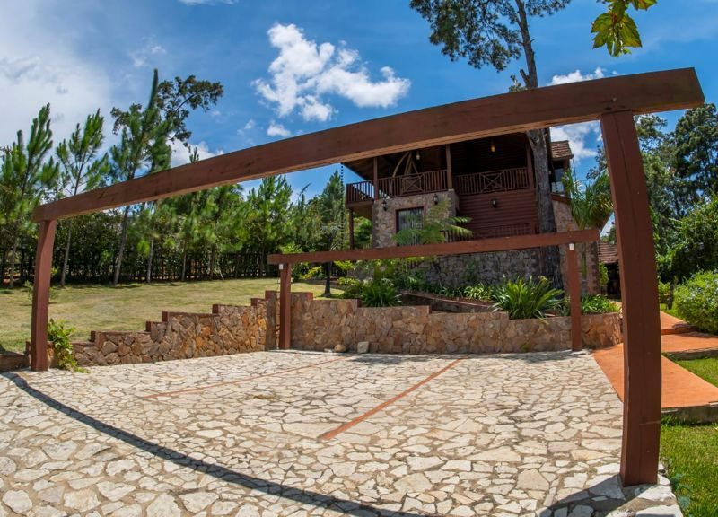 Villa Sabaneta Jarabacoa de mi corazon 12
